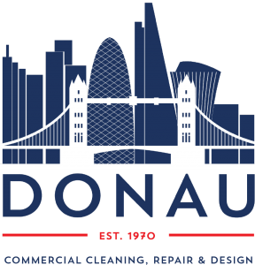 Donau Commercial Cleaning Repair & Design logo