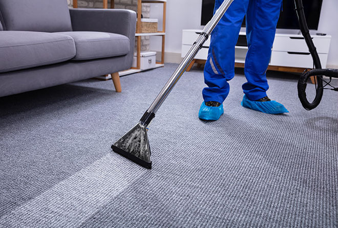 PPE COVID Carpet Cleaning Services
