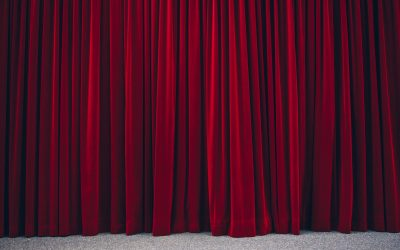 School Stage Curtains