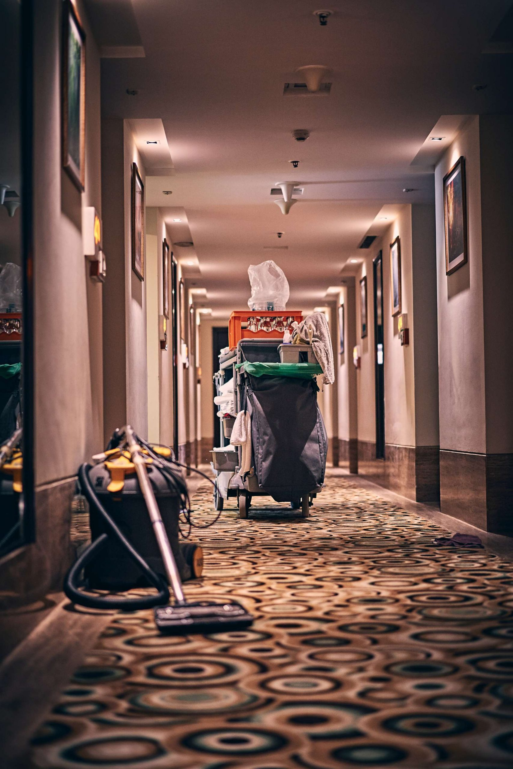 hotel cleaning services london