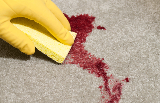 Commercial Carpet & Upholstery Cleaning